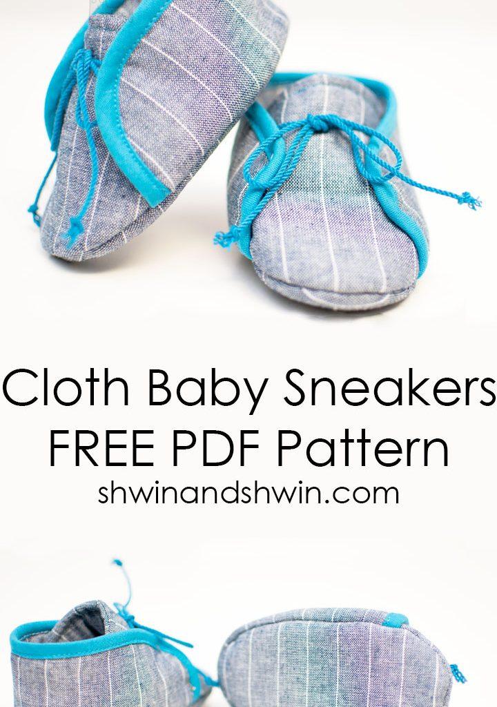 绑带婴儿鞋的制作,宝宝鞋超级简单