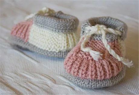 简约大方的宝宝鞋,还这么简单,赶紧试试吧!